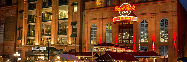 Inner Harbor Restaurants
