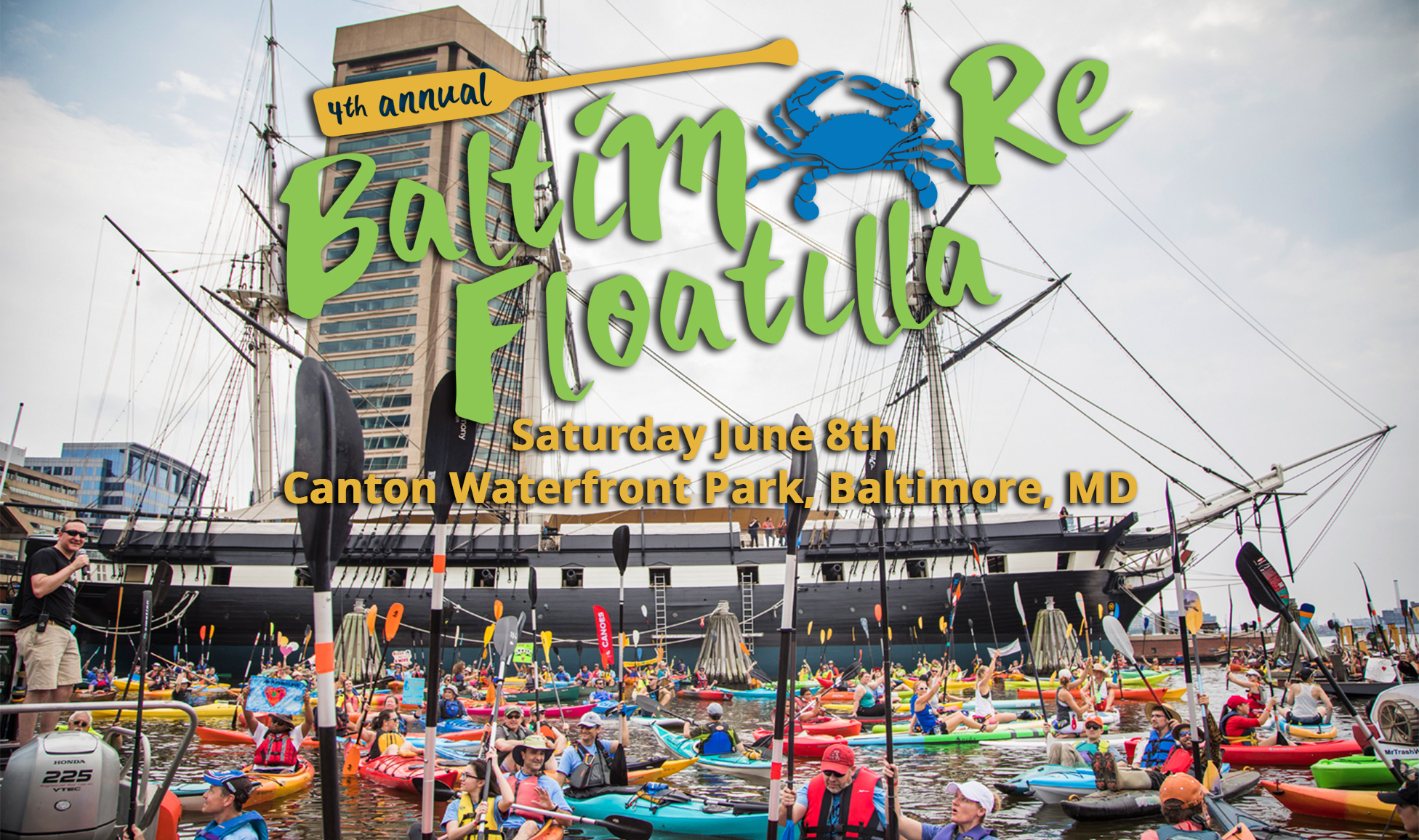 Baltimore Floatilla - June 8th